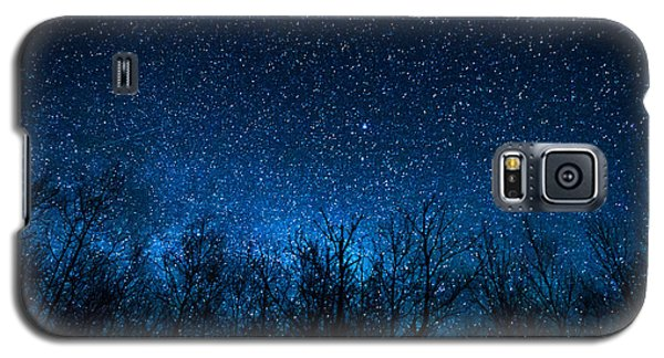 Night Stars Galaxy S5 Case