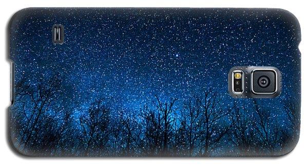 Night Stars Galaxy S5 Case