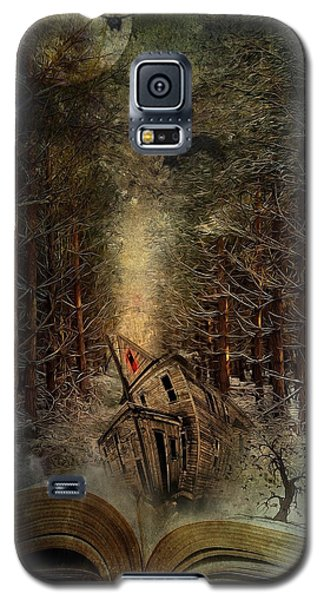 Night Story Galaxy S5 Case