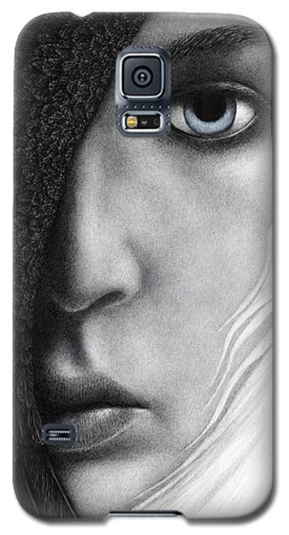 Galaxy S5 Case featuring the painting Night Vision by Pat Erickson