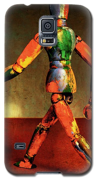 Galaxy S5 Case featuring the photograph Night Walk 2 by Jeff  Gettis