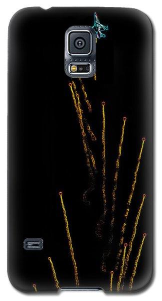 Night Warfare Galaxy S5 Case