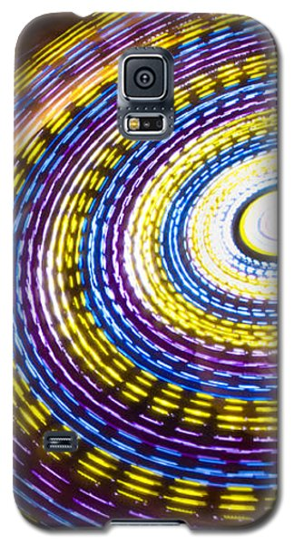 Night Zipper Galaxy S5 Case by Caitlyn  Grasso