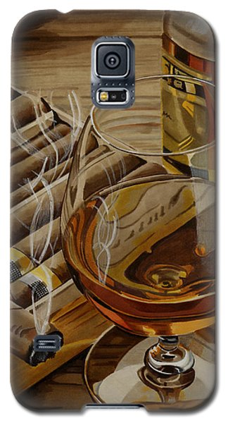 Nightcap Galaxy S5 Case