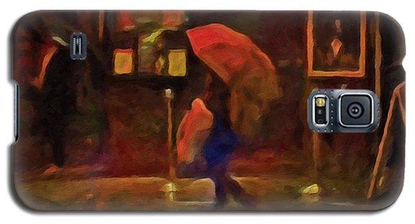 Nightlife Galaxy S5 Case by Michael Pickett