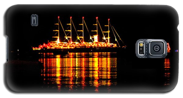 Nightlife On The Water Galaxy S5 Case