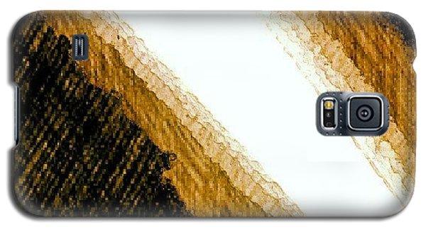 Bright Galaxy S5 Case - Nightlight #1stangel #art by Abbie Shores