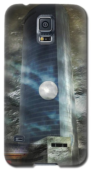 Nightmare Tower Galaxy S5 Case by Rosa Cobos