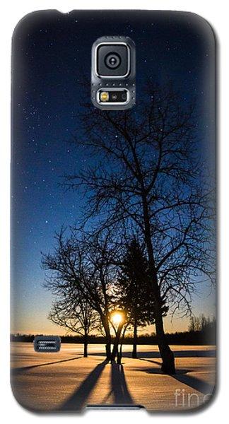 Night's Shadows Galaxy S5 Case