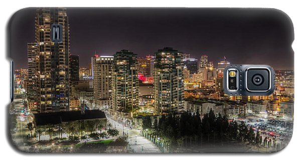 Galaxy S5 Case featuring the photograph Nighttime by Heidi Smith