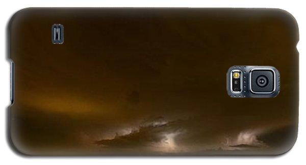 Nighttime Panoramic Galaxy S5 Case