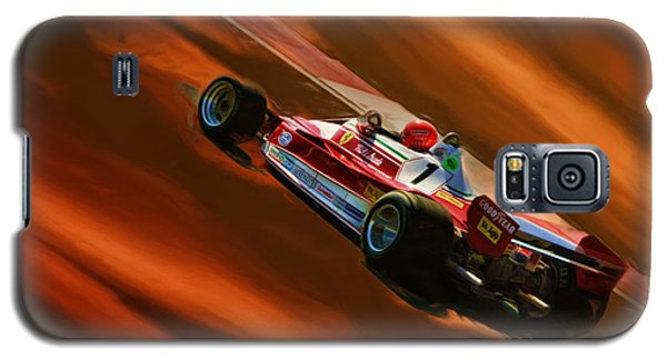 Niki Lauda's Ferrari Galaxy S5 Case