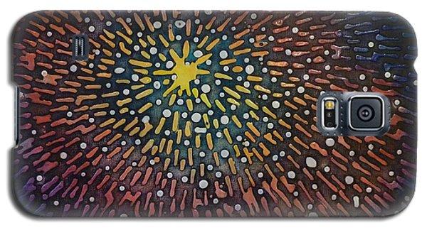 Nimoy Nebula Galaxy S5 Case