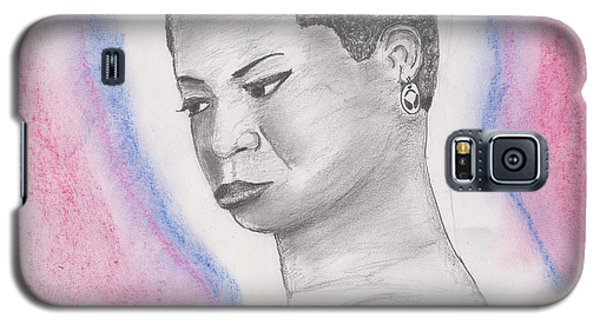 Nina Simone Galaxy S5 Case