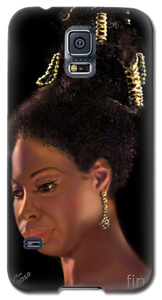 Nina Simone Galaxy S5 Case