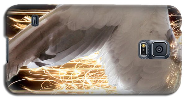 Nissrine An Angels Radiance Galaxy S5 Case