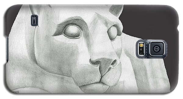 Nittany Lion Statue Galaxy S5 Case