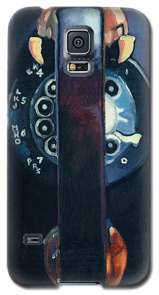 No Answer Galaxy S5 Case