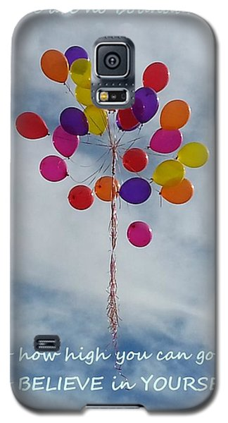 No Boundaries Galaxy S5 Case by Emmy Marie Vickers