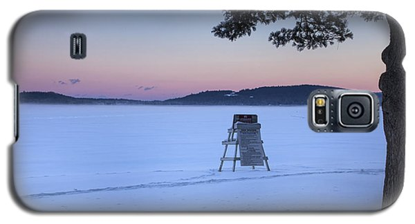 No Lifeguard Spofford Lake Galaxy S5 Case