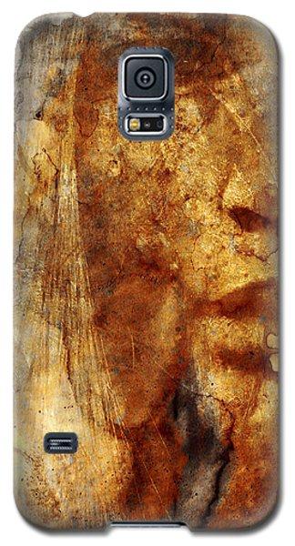 No Name Face Galaxy S5 Case