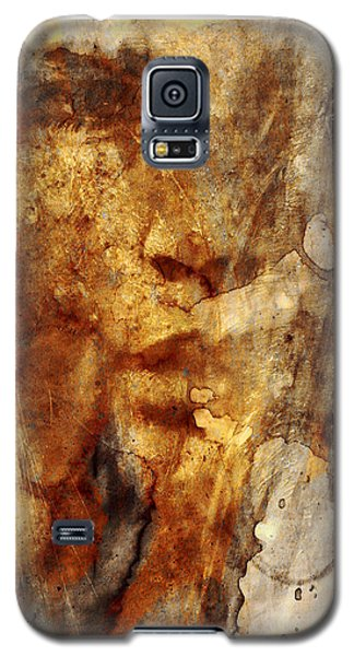No Name Face Galaxy S5 Case by Marian Voicu