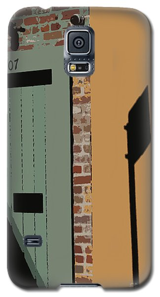 No Park Nola  Galaxy S5 Case by Ecinja Art Works