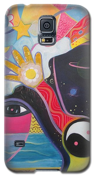 No Small Dream Galaxy S5 Case