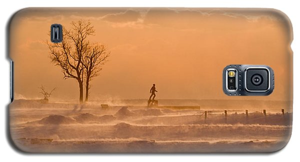 No Walk In The Park Galaxy S5 Case by Butch Lombardi