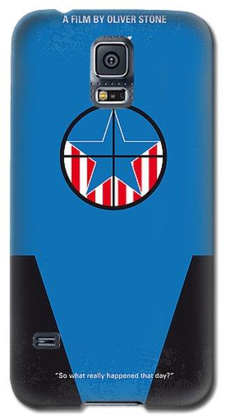No111 My Jfk Movie Poster Galaxy S5 Case