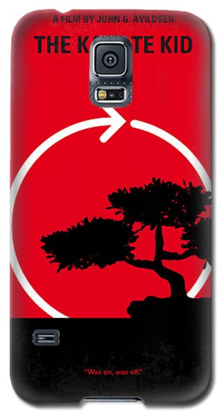 No125 My Karate Kid Minimal Movie Poster Galaxy S5 Case