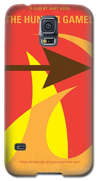 Apple Galaxy S5 Case - No175 My Hunger Games Minimal Movie Poster by Chungkong Art