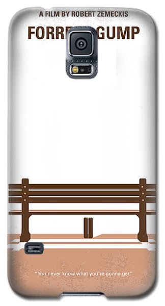 No193 My Forrest Gump Minimal Movie Poster Galaxy S5 Case by Chungkong Art