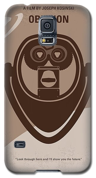 Aliens Galaxy S5 Case - No217 My Oblivion Minimal Movie Poster by Chungkong Art