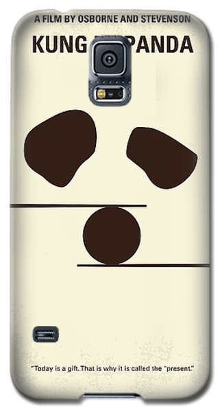 No227 My Kung Fu Panda Minimal Movie Poster Galaxy S5 Case