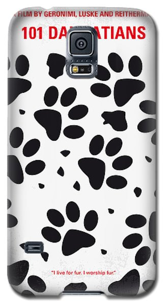 No229 My 101 Dalmatians Minimal Movie Poster Galaxy S5 Case by Chungkong Art