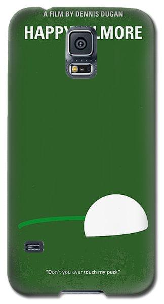 No256 My Happy Gilmore Minimal Movie Poster Galaxy S5 Case by Chungkong Art