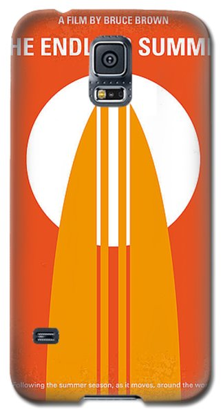 No274 My The Endless Summer Minimal Movie Poster Galaxy S5 Case