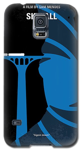 No277-007-2 My Skyfall Minimal Movie Poster Galaxy S5 Case by Chungkong Art