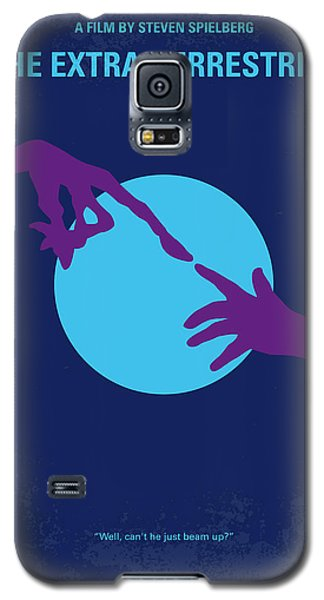 Aliens Galaxy S5 Case - No282 My Et Minimal Movie Poster by Chungkong Art