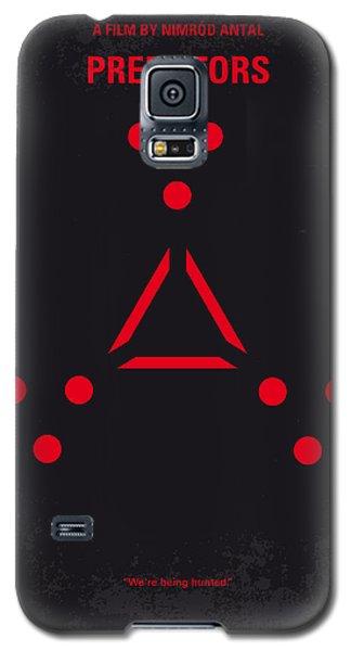 No289 My Predators Minimal Movie Poster Galaxy S5 Case by Chungkong Art