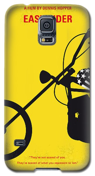 No333 My Easy Rider Minimal Movie Poster Galaxy S5 Case