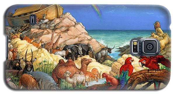Noah And The Ark Galaxy S5 Case