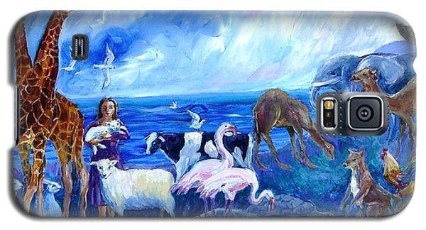 Noahs Ark - After The Flood  Galaxy S5 Case