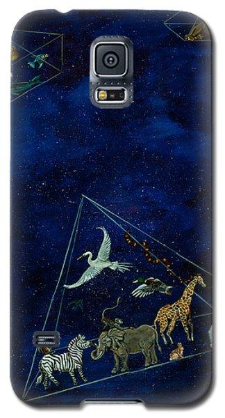 Noah's Last Voyage Galaxy S5 Case