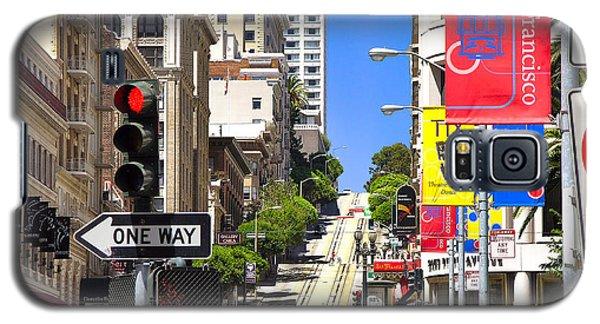 Nob Hill - San Francisco Galaxy S5 Case