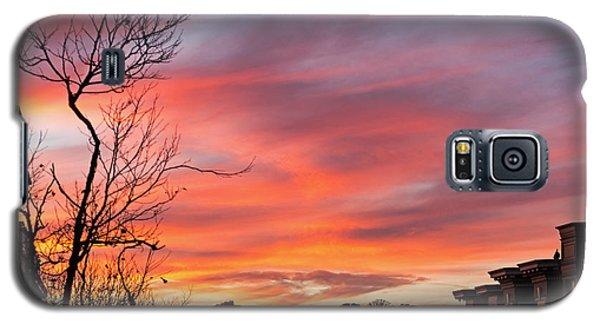Nob Hill Sunset Galaxy S5 Case