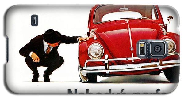 Nobodys Perfect - Volkswagen Beetle Ad Galaxy S5 Case