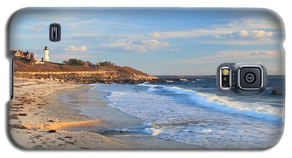 Nobska Lighthouse And Nobska Beach Cape Cod Galaxy S5 Case