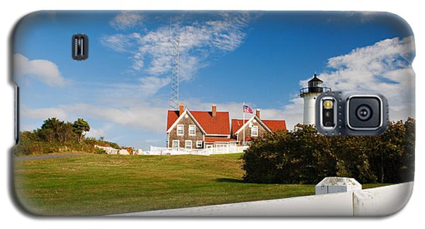 Nobska Point Lighthouse Galaxy S5 Case